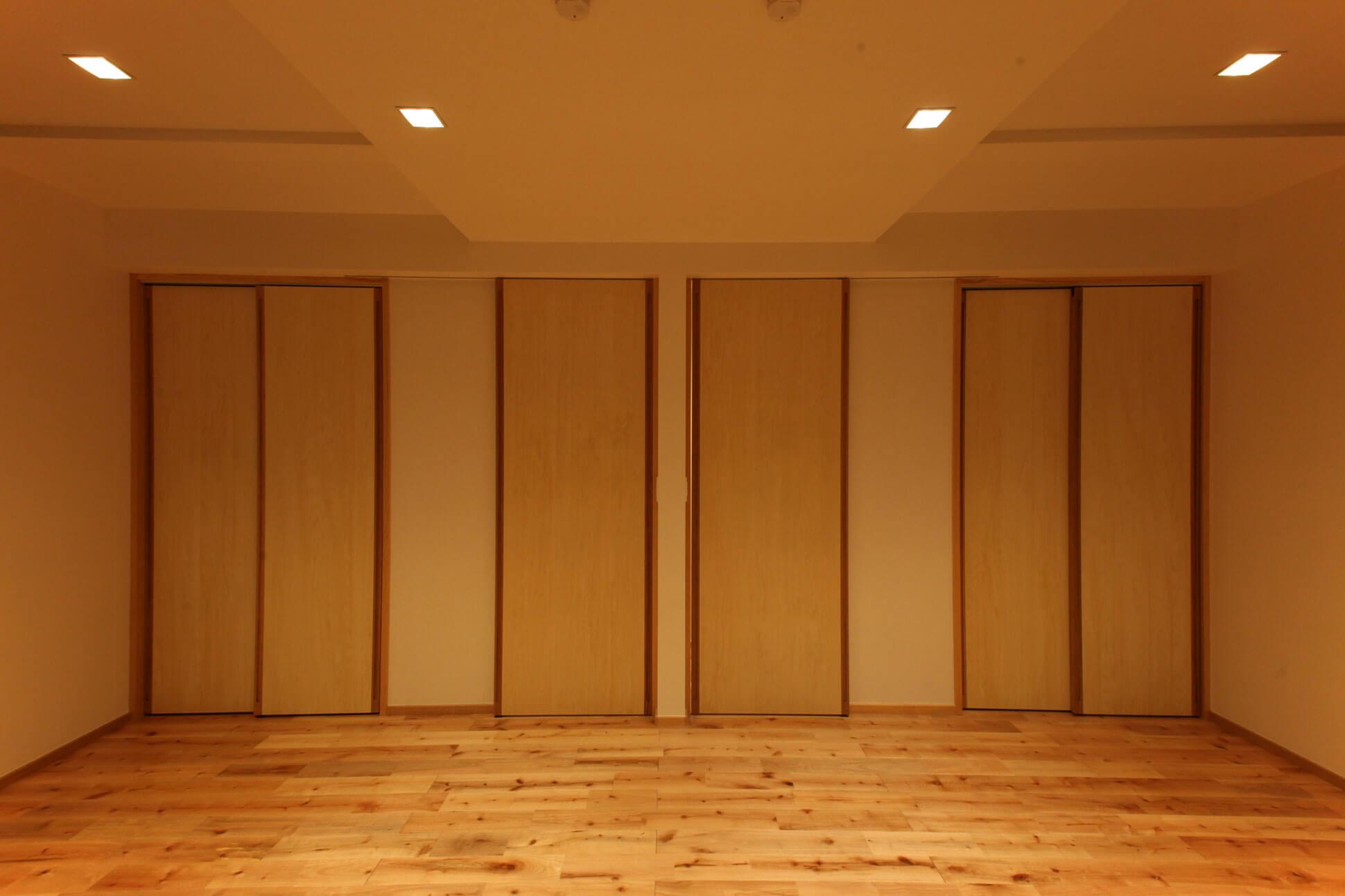 将来2部屋の子供室:袖ヶ浦の注文住宅