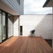 中庭:30坪の家を35坪にする中庭のある家_木更津
