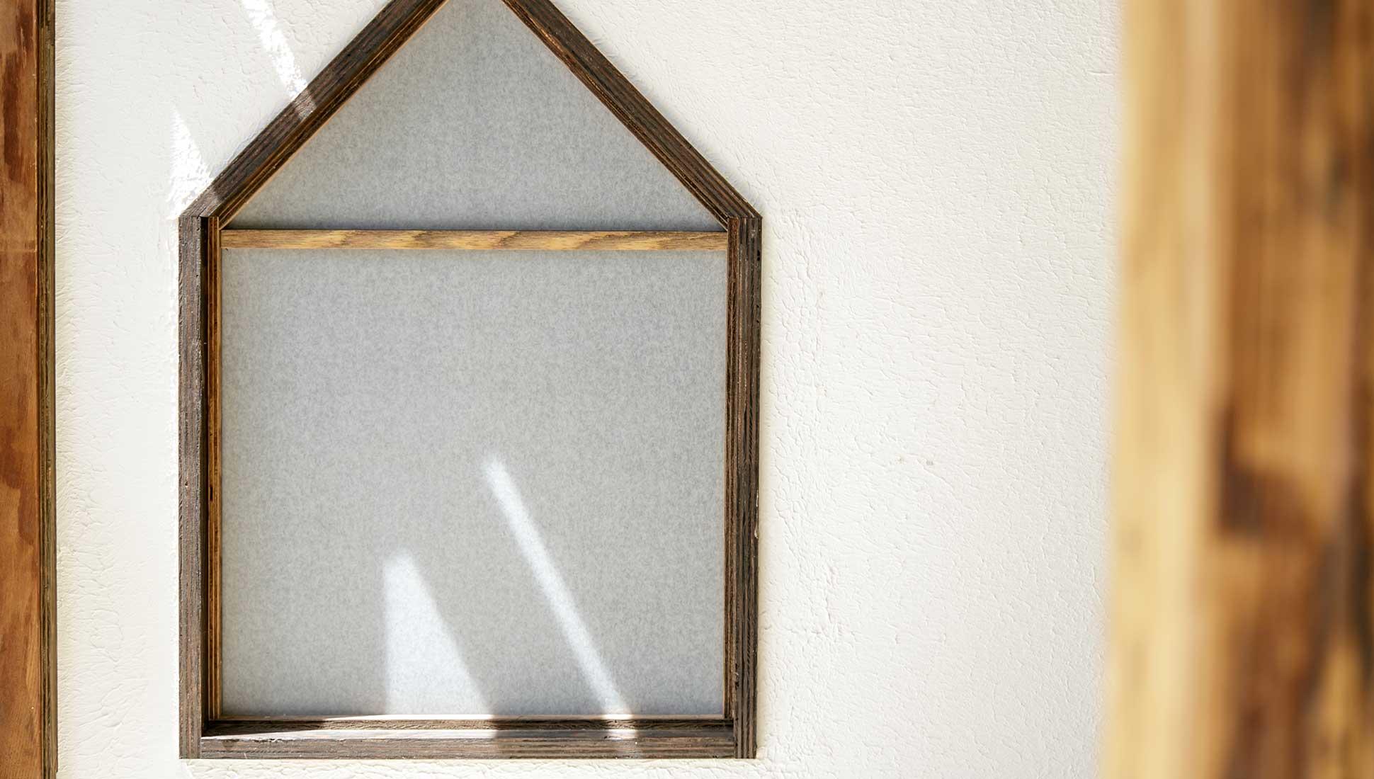 小窓:一軒家のリノベーション