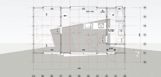 12.5坪・15坪小さい平屋の間取り