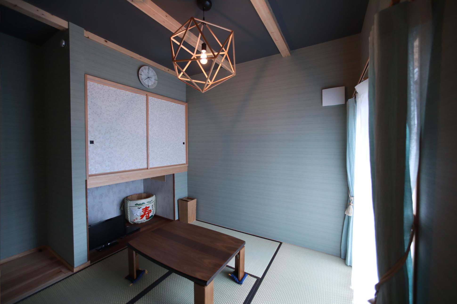 和室:君津市戸建て新築