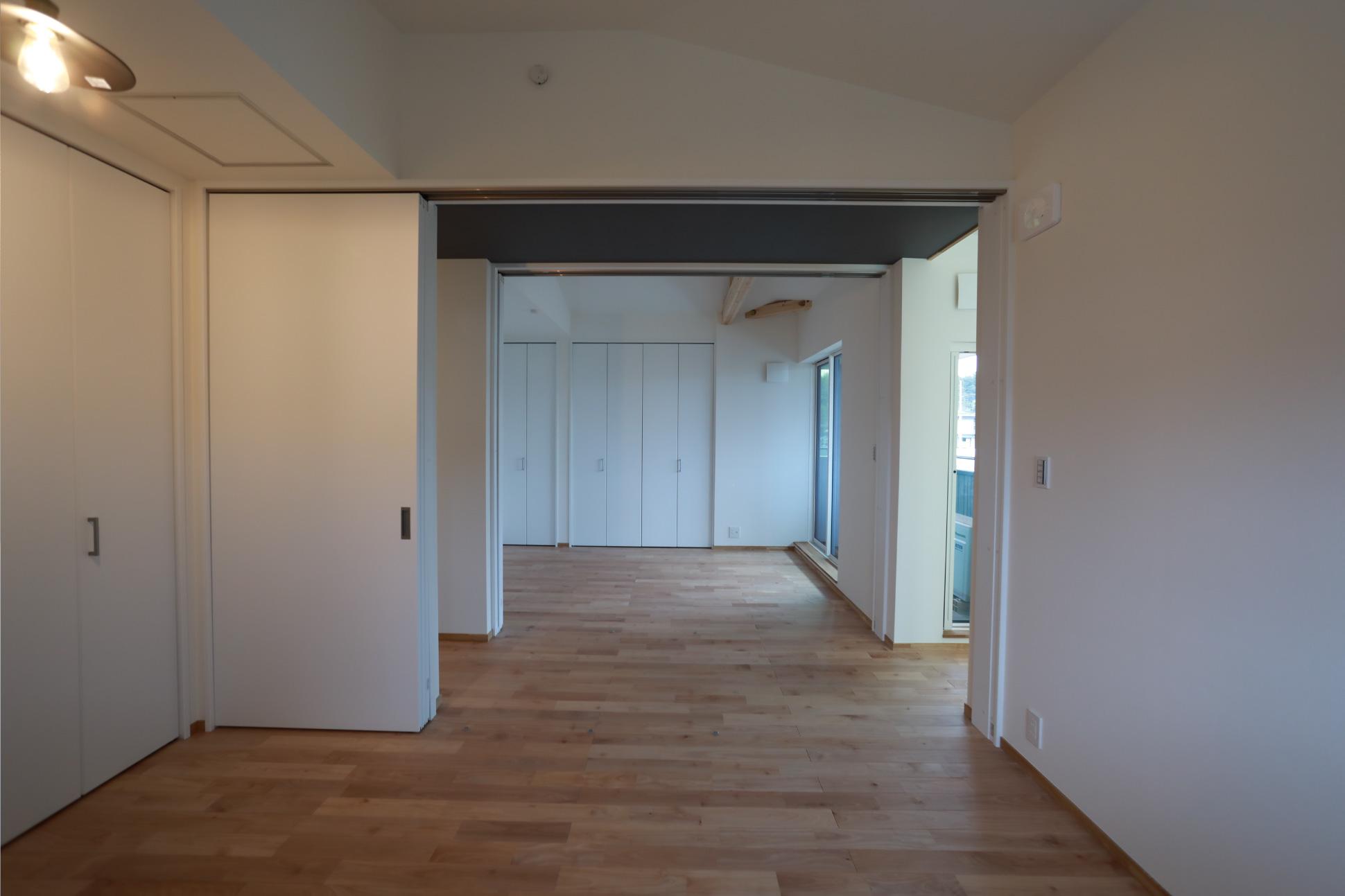 将来二部屋の子供室:君津市戸建て新築