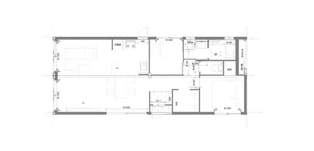 40ft2台 小さいセカンドハウス